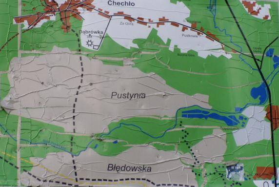 Pustynia Błędowska - Okolice Krakowa