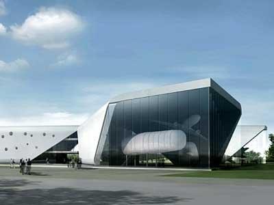Muzeum Lotnictwa Polskiego przy ul. Jana Pawła II 39 w Krakowie